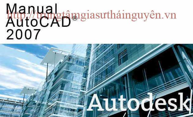 Dạy Autocad ở tại Thái Nguyên