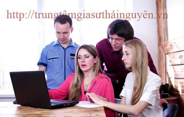 Dạy Tin học văn phòng ở tại Thái Nguyên