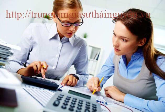 Khóa học Tin học văn phòng Excel kế toán cấp tốc tại thái nguyên