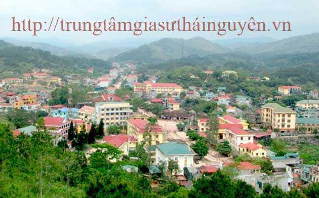 Gia sư huyện Võ Nhai Thái Nguyên