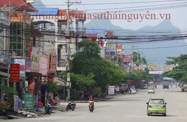 Gia sư huyện Định Hóa Thái Nguyên