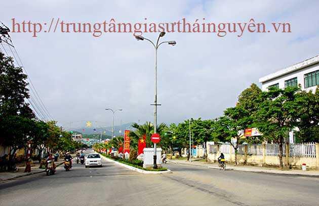 Gia sư huyện Phú Lương Thái Nguyên