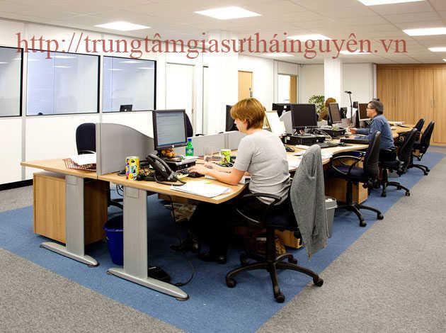 Liên tục khai giảng lớp tin học văn phòng cấp tốc tại thái nguyên