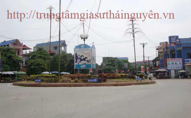 Gia sư tại huyện Đồng Hỷ tỉnh Thái Nguyên