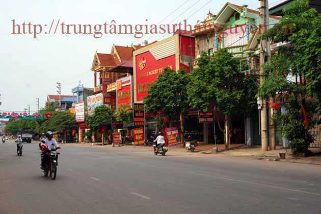 Gia sư tại huyện Phú Bình Thái Nguyên