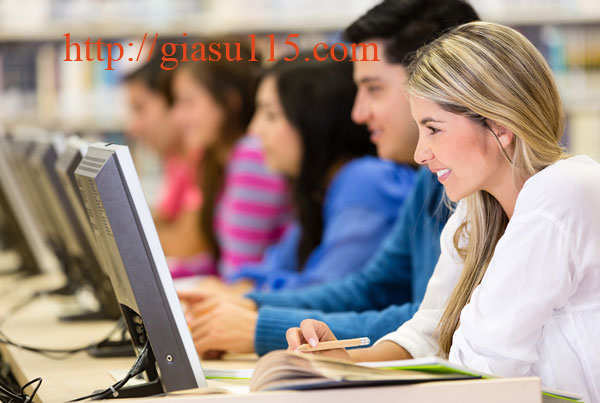 Trung tâm đào tạo tin học văn phòng tại Phổ Yên tốt nhất