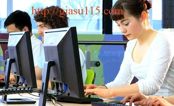 Dạy tin học văn phòng online cấp tốc giá rẻ