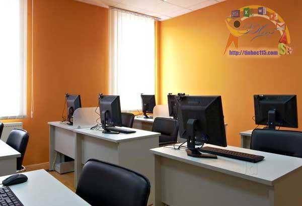 Địa chỉ dạy tin học văn phòng cấp tốc ở thái nguyên