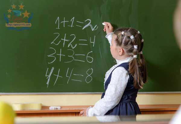 Dạy kèm môn toán tại nhà ở thái nguyên